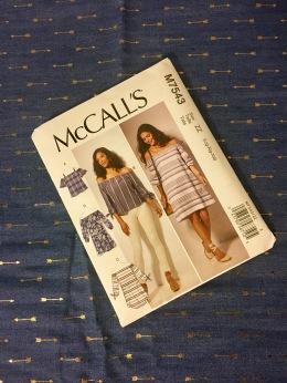 McCall 7543
