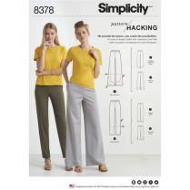 Simplicity 8378