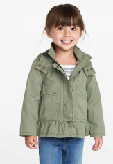 RETAIL REVAMP - Old Navy Jacket